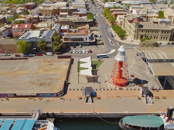 <span>11 Warrawee Dock, Port Adelaide with Nick Psarros</span><i>→</i>