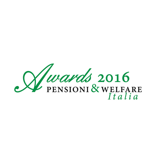 Winners 2016 // European Pensions Awards