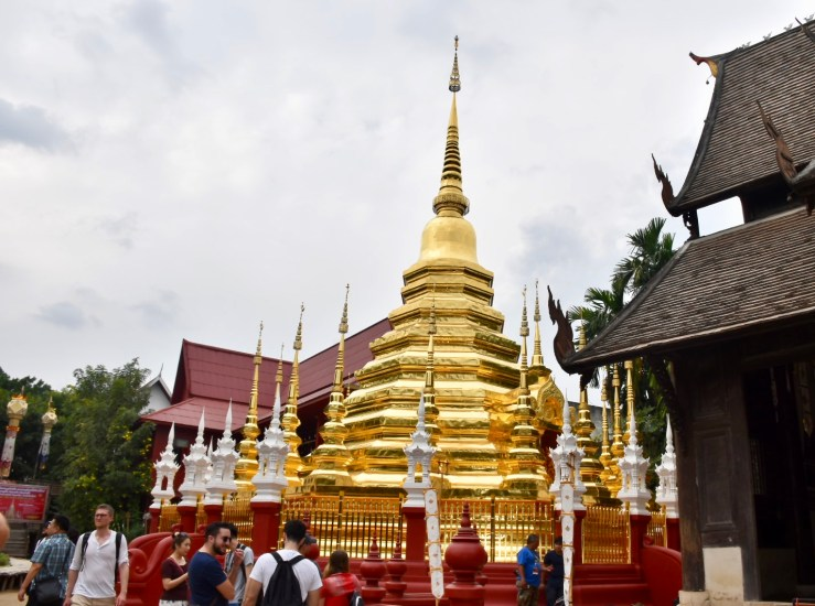 Chiang Mai temple pic
