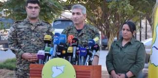 Rêdûr Xelîl SDF YPG