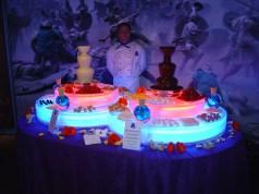 Chocolate Fountain Display