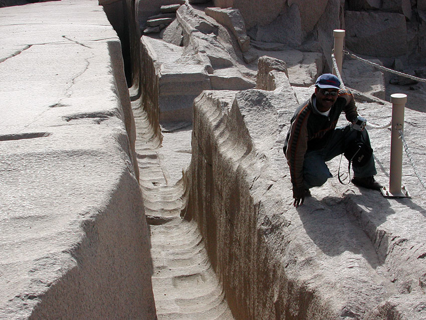 Fire on the rocks! New paper on firesetting in ancient Egyptian stone quarrying