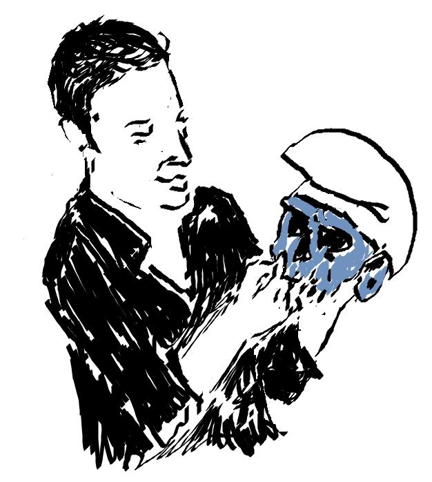 gargamel and smurf skull