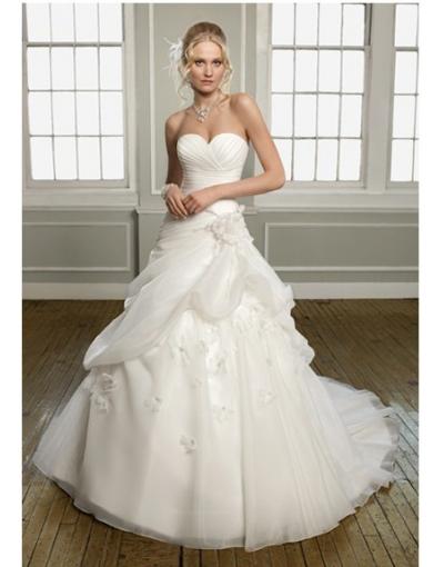 Knöchel Länge Brautkleider Machen Sie Die Schönste Braut In Dieser