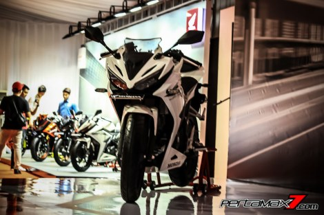 Gallery Launching All New Honda CBR150R 2016 di Sentul 10 Pertamax7.com