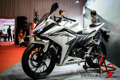Gallery Launching All New Honda CBR150R 2016 di Sentul 14 Pertamax7.com