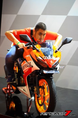 Gallery Launching All New Honda CBR150R 2016 di Sentul 23 Pertamax7.com