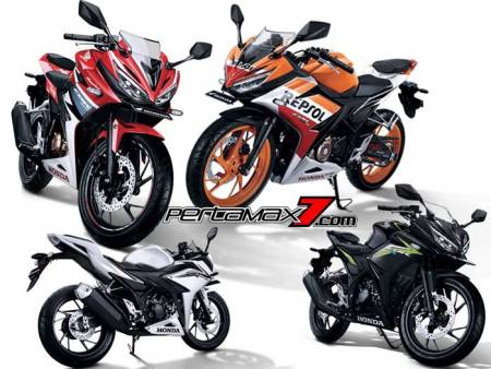 All New Honda CBR150R 2016 pertamax7.com