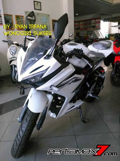 Distribusi All New Honda CB150R 2016 Sampai di Wonogiri Jateng