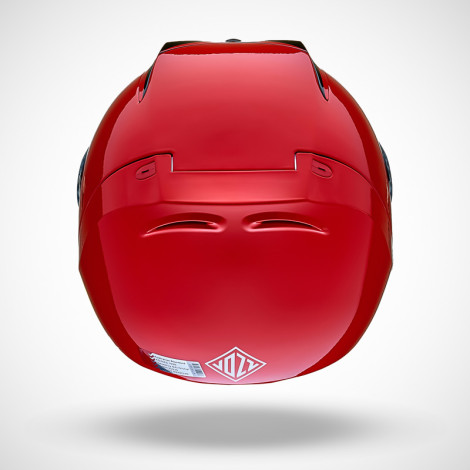 Gallery Foto Helm VOZZ_Red_back