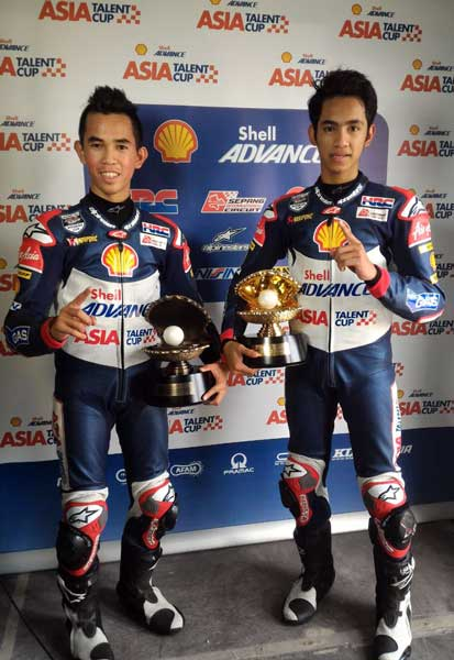 gerry salim dan andi gilang asia talent cup 2016