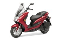 2016 Yamaha SMAX 155 Candy Red USA