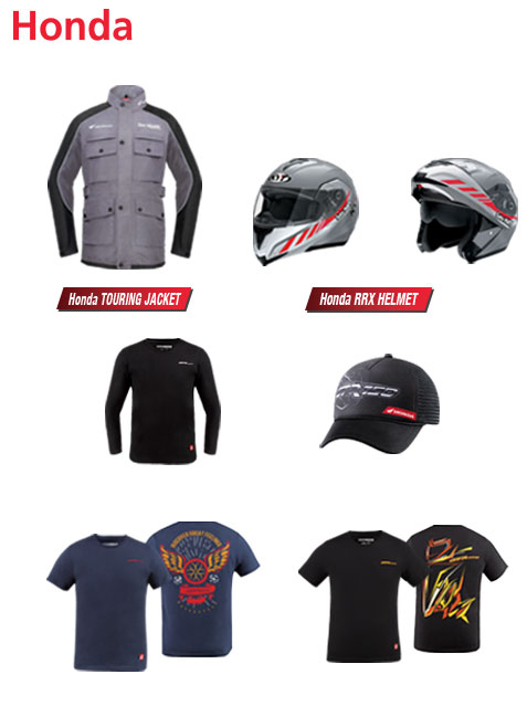 Apparel dan Riding Gear honda SUpra GTR 150 Pertamax7.com
