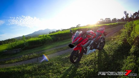 All New Honda CBR150R 2016 Warna Merah Racing Red 15 Pertamax7.com