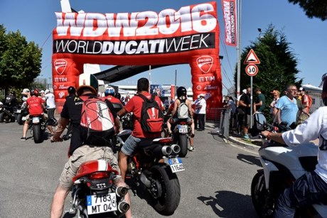WDW 2016 World Ducati Week pertamax7.com