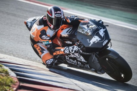 2017 KTM RC16 MotoGP official test Pertamax7.com