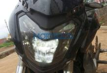 Headlamp LED Bajaj Pulsar CS400 Pertamax7.com