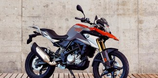 Foto Studio BMW G310GS Adventure