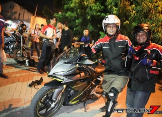 Review Singkat Honda CBR250RR