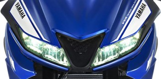 LED HEAD LIGHT Yamaha All New R15