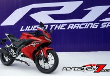 Yamaha All New R15 Facelift