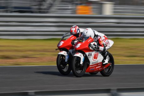 4 GERRY & 6 IRFAN Asia Talent Cup Buriram Thailand