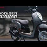 Aksesoris All New Honda Scoopy 2017