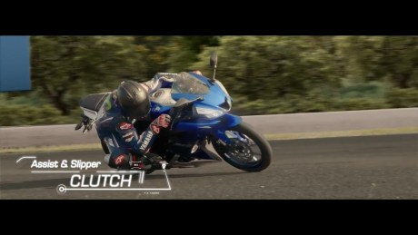 Assist and Slipper Clucth Yamaha All New R15
