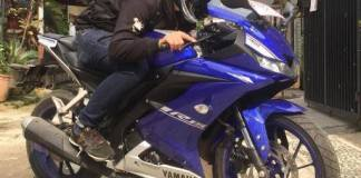 Foto Yamaha All New R15 Test Wartawan