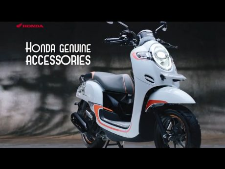 Video Product Honda All New Scoopy eSP 110