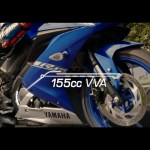 Mesin Yamaha All New R15 155 cc
