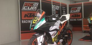 Mohammad Reihan KTM RC Cup Asia 4