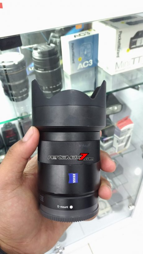 Sony Sonnar Carl Zeiss 55 mm