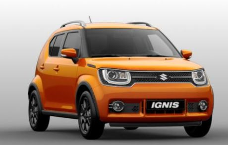 Launching Suzuki Ignis 17 April 2017, Gear To Ignite