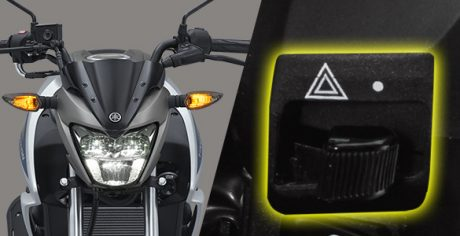 HAZARD LAMP Yamaha All New Vixion 150 cc