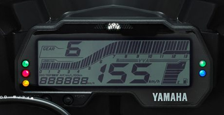 Speedometer Yamaha All New R15