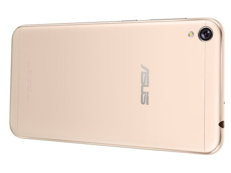 Asus ZenFone Live_ZB501KL Product Photo Rose Pink back