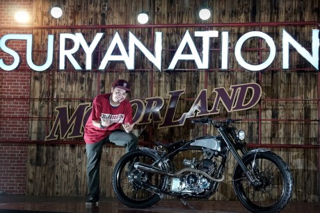 Best of The Best Suryanation Motorland Tangerang 2017 1