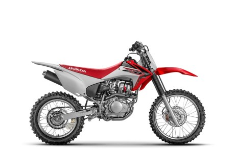 Honda CRF150F Off Road Only