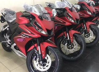 Yamaha All New R15 V3.0 India 4