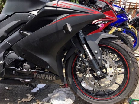 Fairing Yamaha All New R15 V3.0