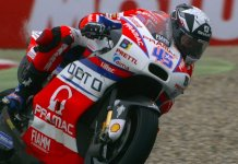 Scott Redding Ducati MotoGP Assen 2017