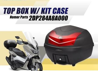 Top BoX Original Yamaha NMAX