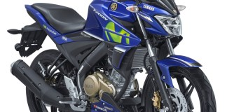 Yamaha All New Vixion Stiker Movistar Yamaha MotoGP Livery 2017