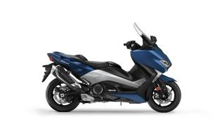 Studio Yamaha New TMAX Warna Biru Phantom Blue MY 2018 5 p7