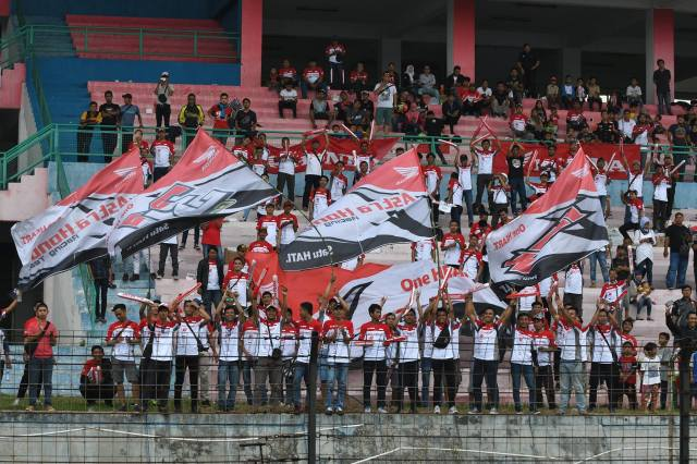 Supporter Astra Honda Racing Team