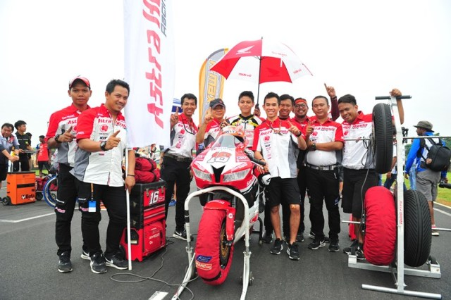 ARRC India 2017 Astra Honda racing Team 08 P7