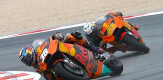 Bradley Smith & Pol Espargaro KTM RC16 Misano World Circuit 2017 (1)