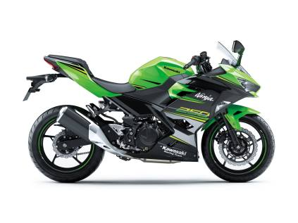 All New Kawasaki Ninja 250 FI Versi 2018 Warna Hijau Striping p7