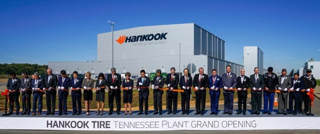 Photo 1. Tennessee Plant_Ribbon Cutting